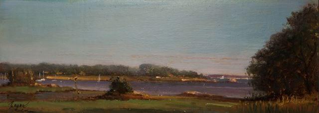 Peter Layne Arguimbau - Riverside