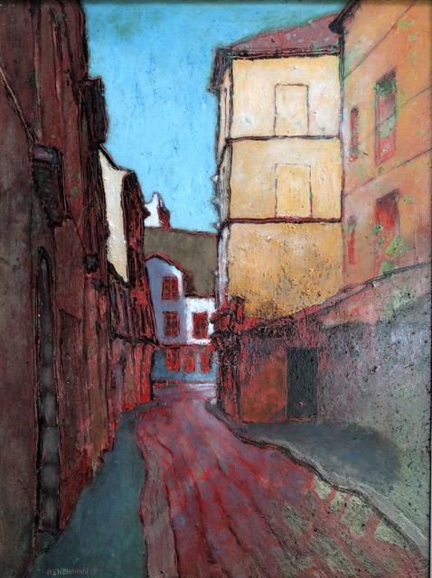 Andy Newman - Rue Daubenton (at Rue Mouffetard)