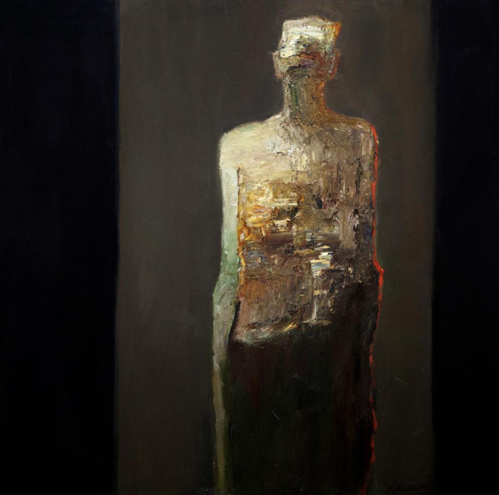 Dan McCaw - Standing Figure
