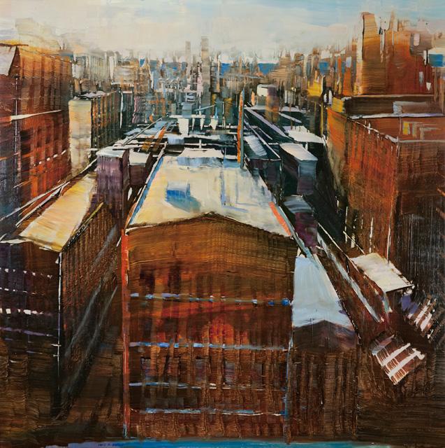 David Dunlop - Milwaukee Skyline