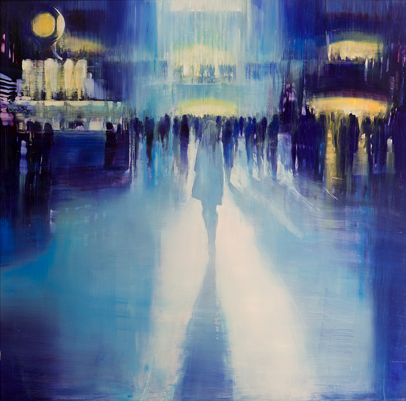 David Dunlop - Walking Through Light
