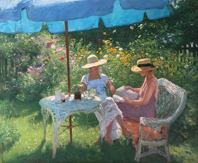David Hatfield - Tea Time