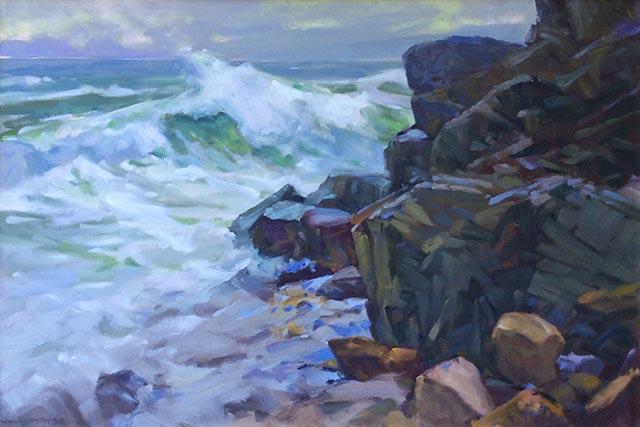 Don Stone - Crashing Waves