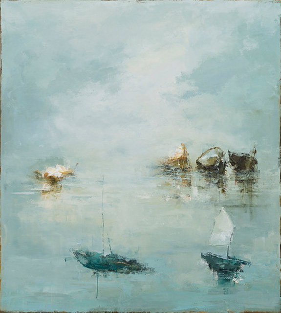 France Jodoin - The Milky Sky Seems Smiling on the Light Costumes We Wear