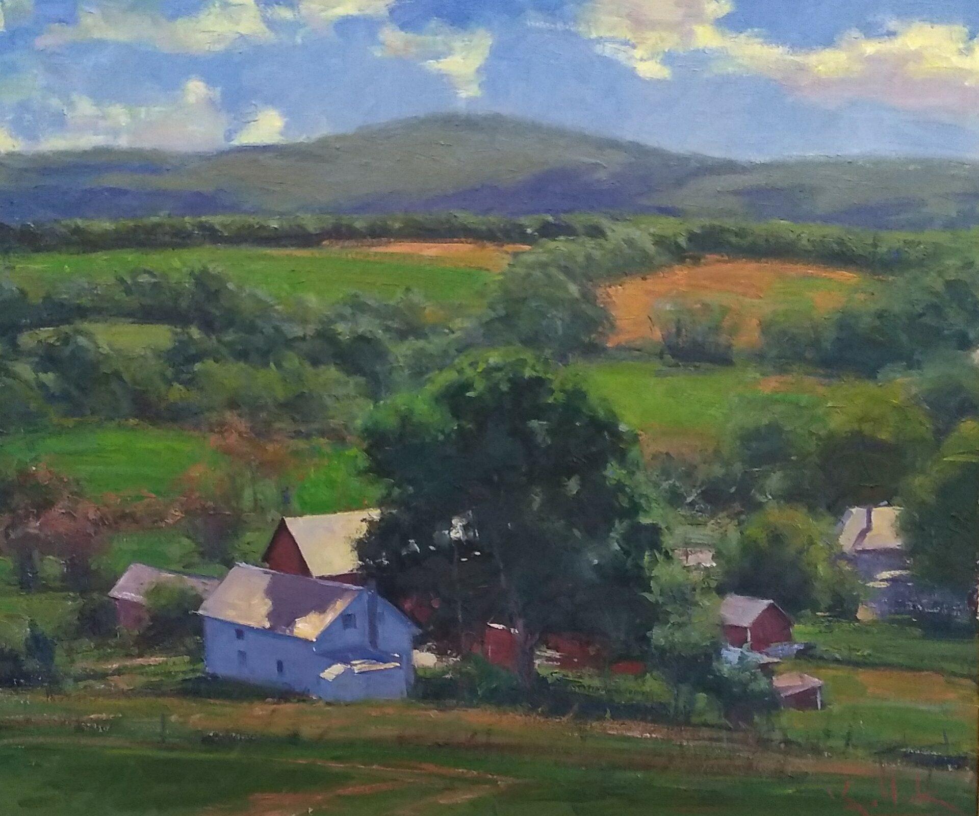 George Van Hook - The Farm