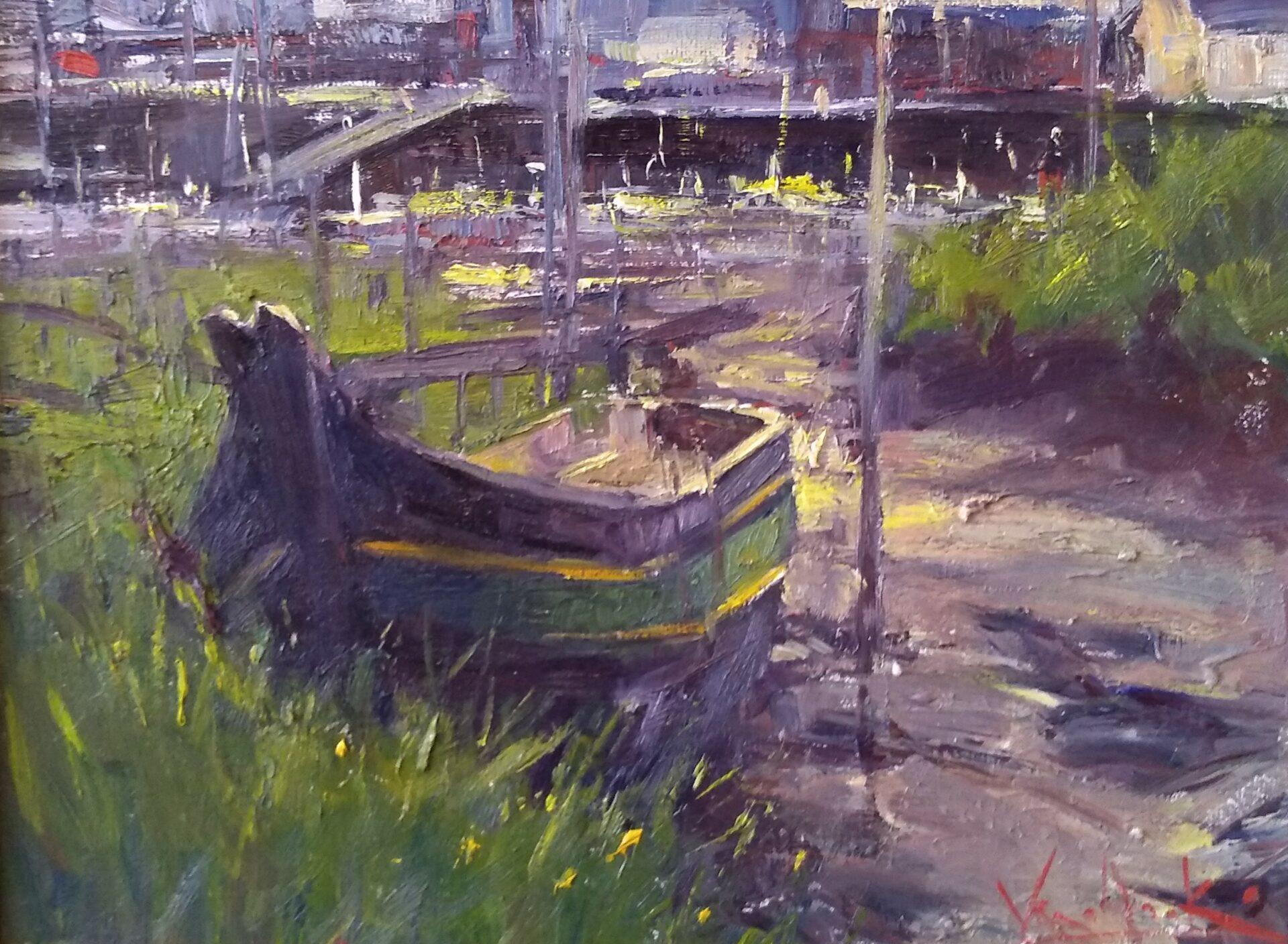 George Van Hook - This Old Boat