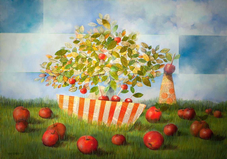 Guido Garaycochea - Candy Apples Field