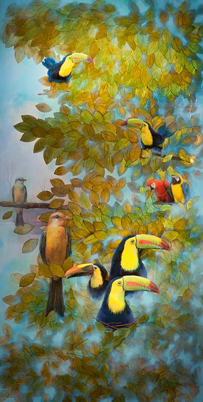 Guido Garaycochea - Lost Toucans