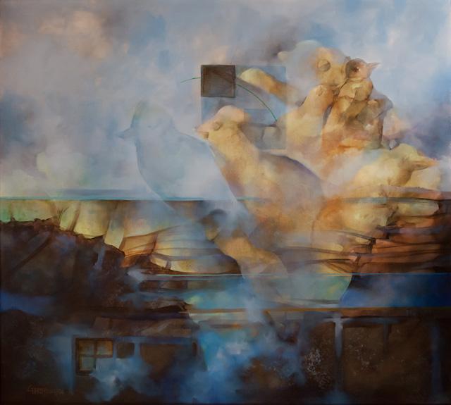 Guido Garaycochea - The Nest