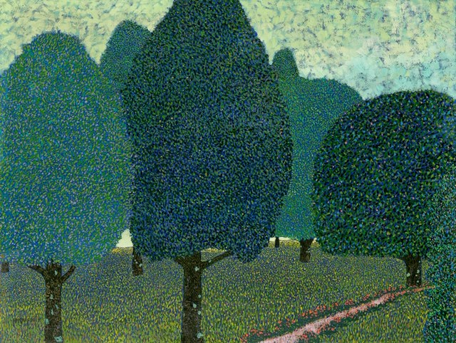 H.M. Saffer II - Rose Path