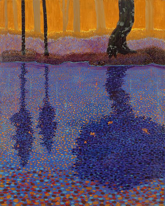 H.M. Saffer II - Water Jewels III