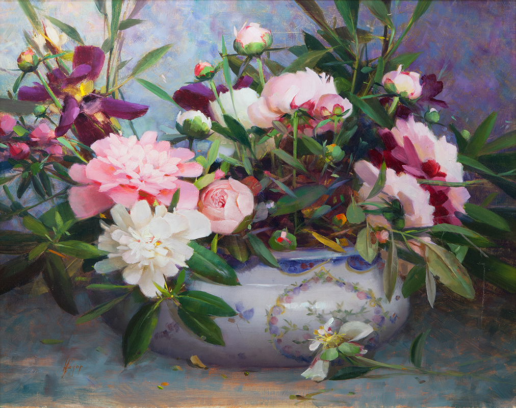 Hagop Keledjian - Spring Blooms