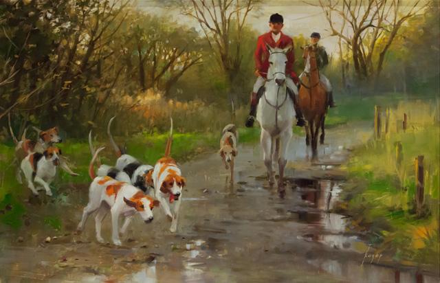 Hagop Keledjian - The Hunt