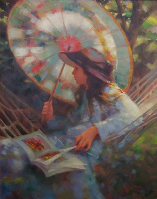 Hagop Keledjian - Under the Umbrella