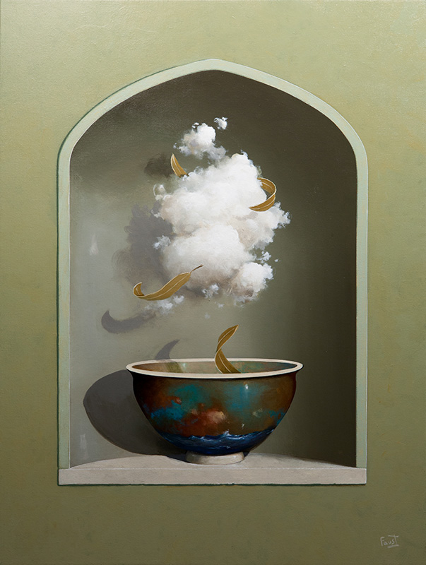 Jeff Faust - Haiku with Clouds