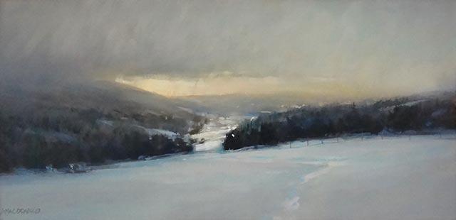 John MacDonald - Cold Front