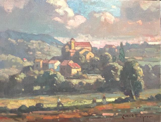 John C. Traynor - Santa Cristina Tuscany