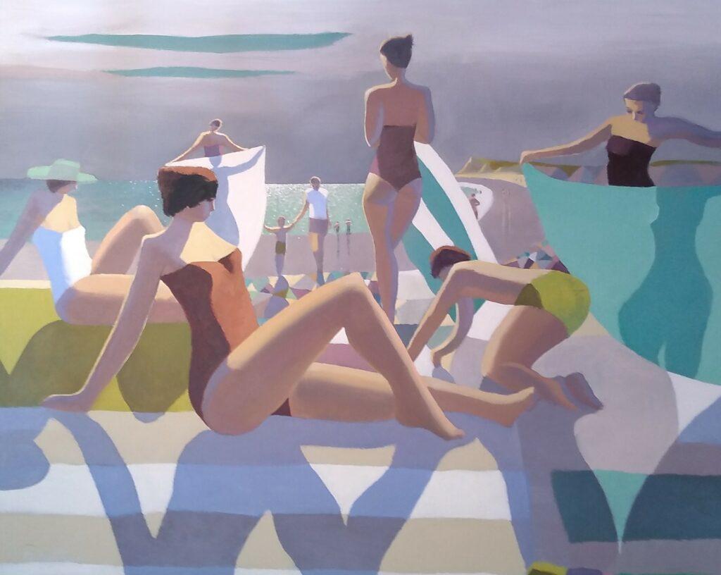 Michael Patterson - Green Sparkling Sea