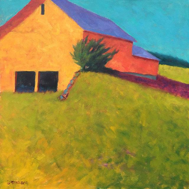Peter Batchelder - Southern Slope
