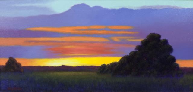 Robert Scott Jackson - August Sunset