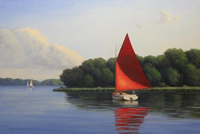 Ronald Tinney - Quiet Breeze