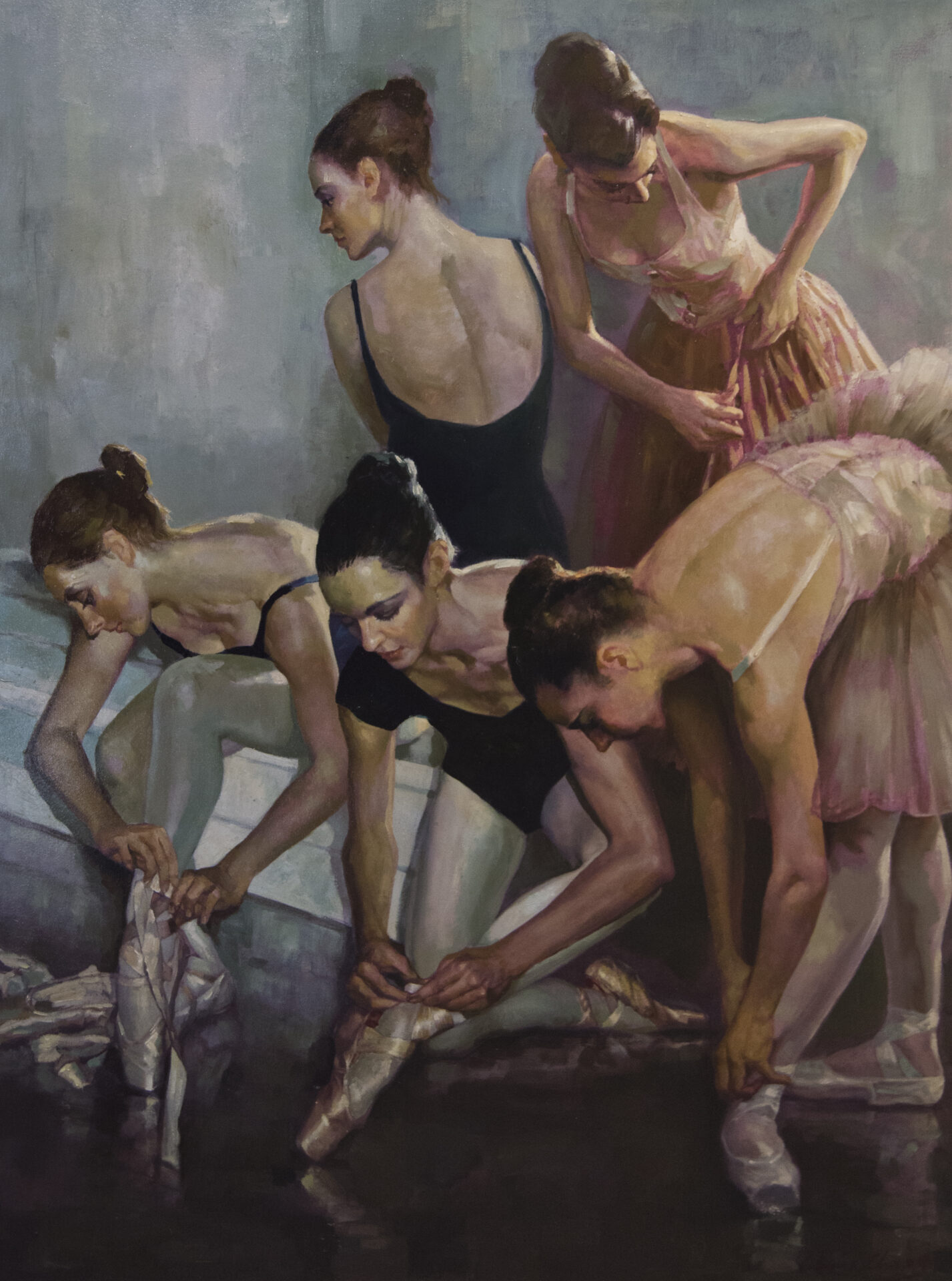 Christopher Zhang - Getting Ready