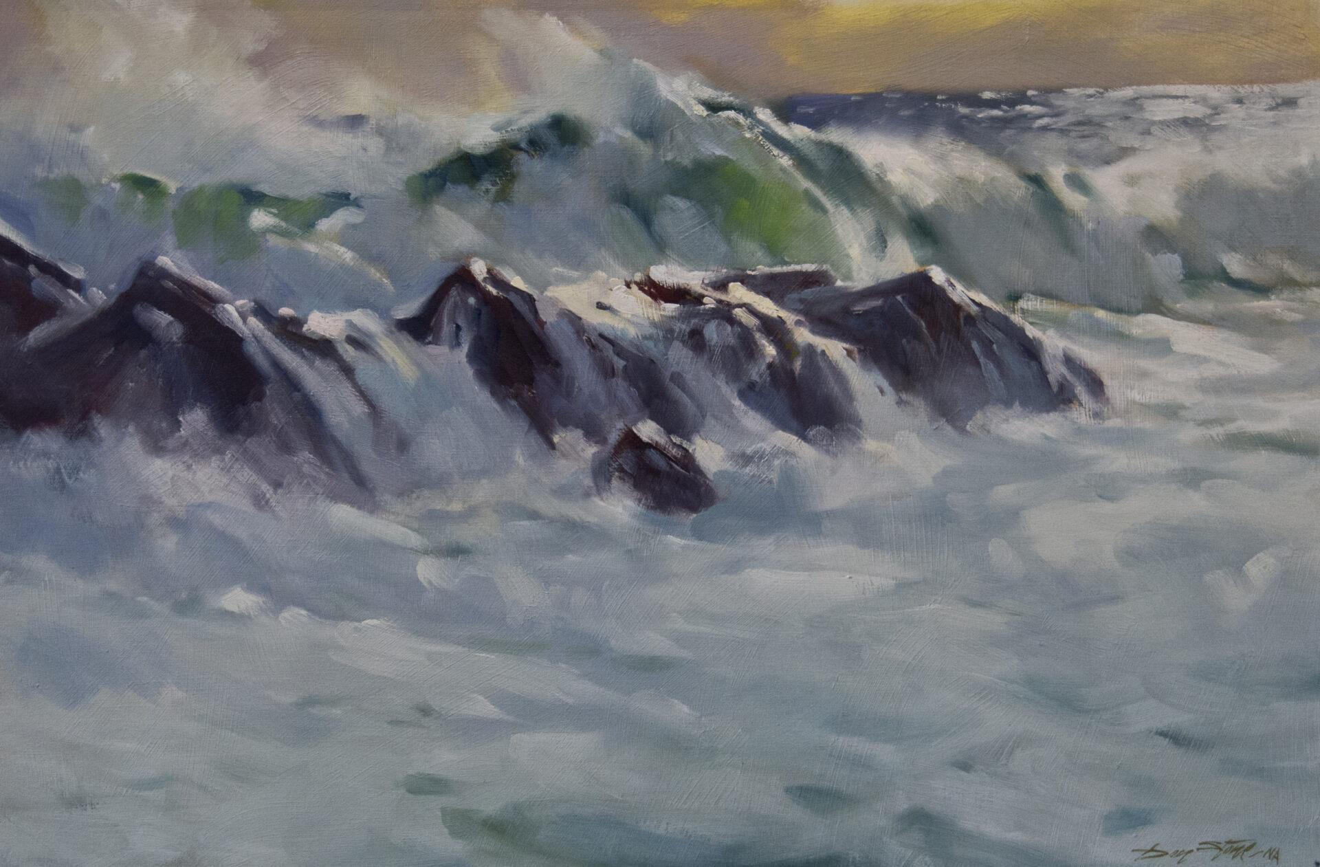 Don Stone - Seafoam