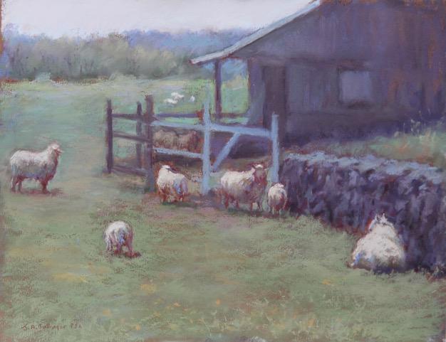 Joann Ballinger - Peaceful Pasture