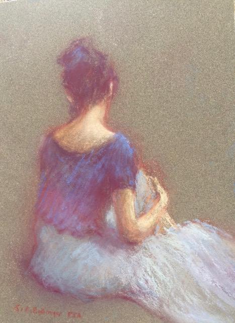 Joann Ballinger - Silver Skirt