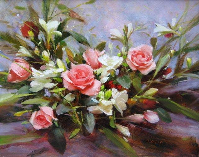 Hagop Keledjian - Still Blooming