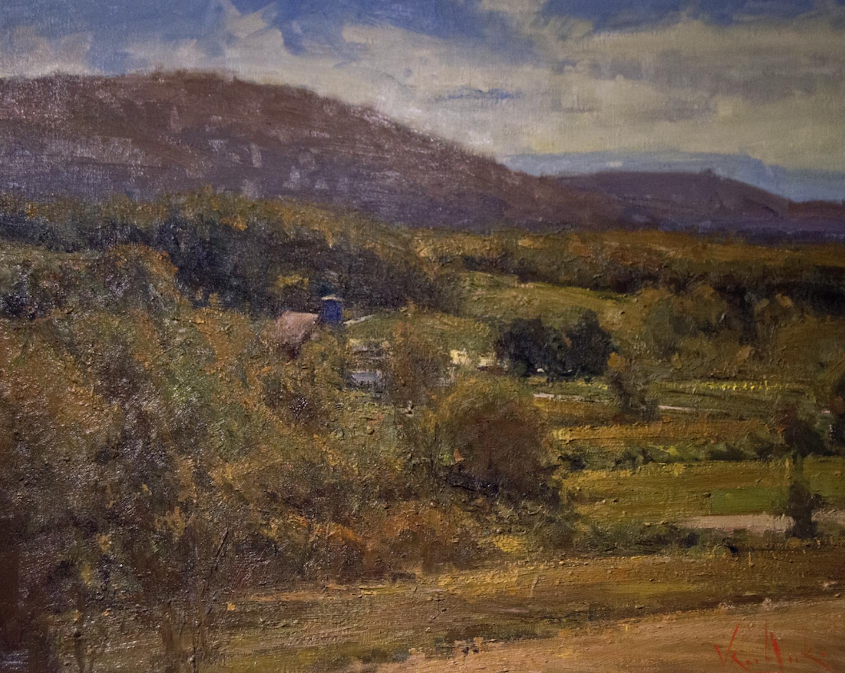 George Van Hook - Across the Valley