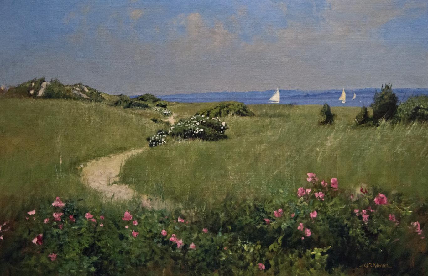 Robert Moore - Watch Hill Dunes