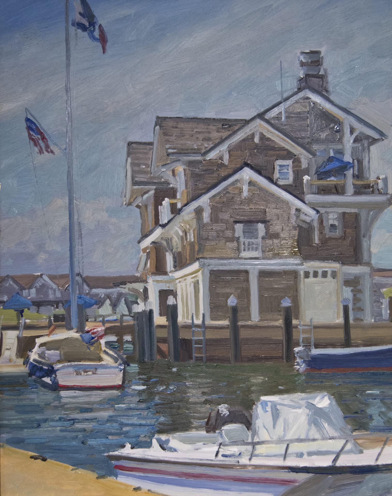 T.M. Nicholas - Watch Hill Yacht Club