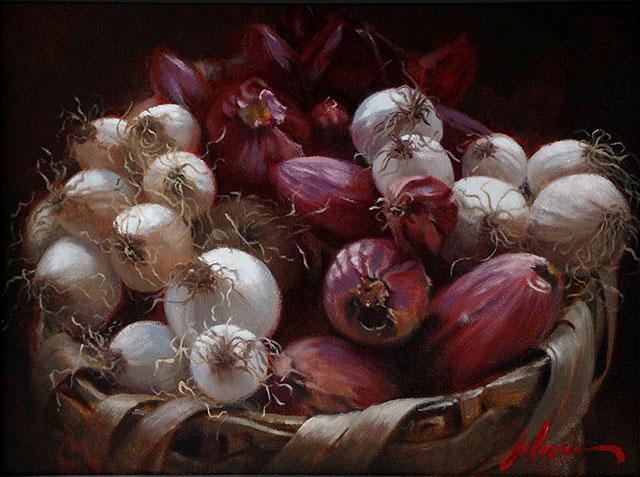 Michael Lynn Adams - Onion Basket