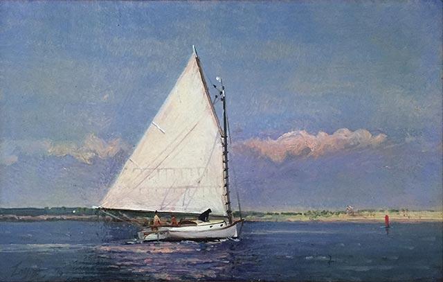 Peter Layne Arguimbau - Catboat