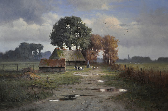 Andre Balyon - After the Rain