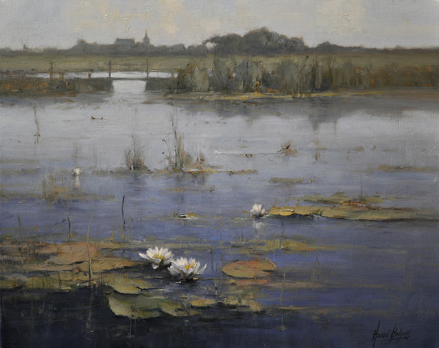 Andre Balyon - Spring in the Dutch Countryside