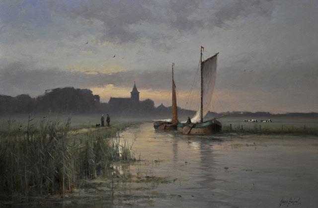 Andre Balyon - Sunrise over the Lowlands
