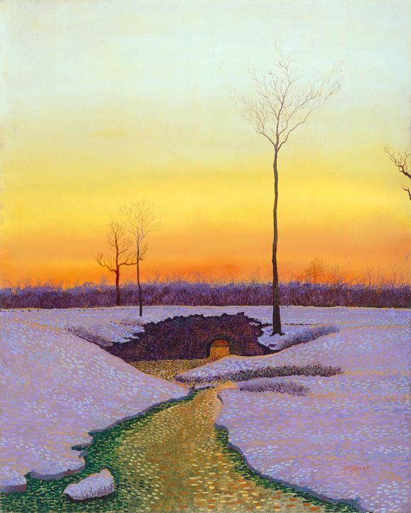 H.M. Saffer II - Color of Winter