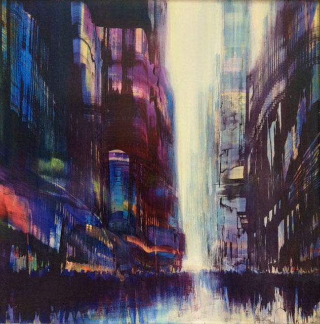 David Dunlop - City, Electric Radiance