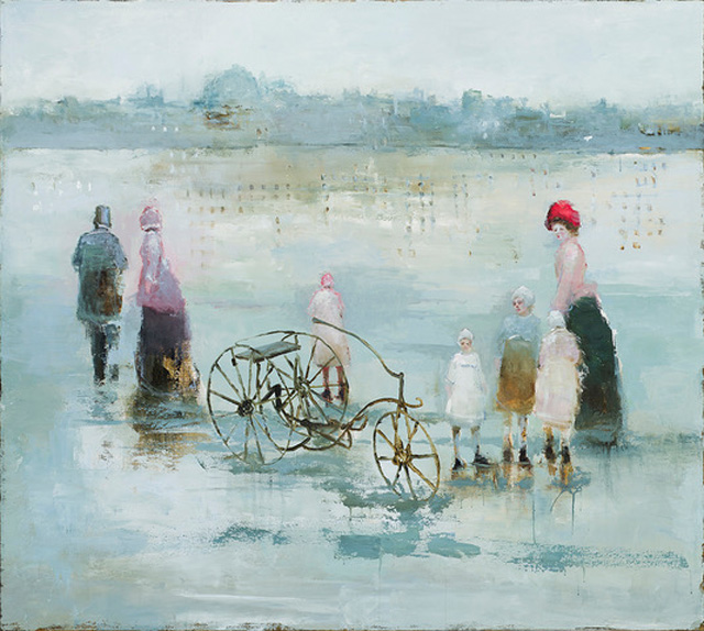 France Jodoin - Laughter Twinkled Among the Tea Cups