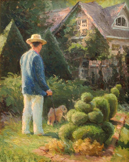 Mark Gingerich - In the Garden