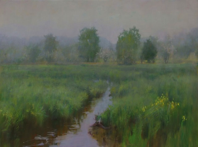 Curt Hanson - Spring in the Meadow