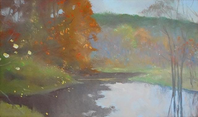 Robert Douglas Hunter - Stop River, Noon Hill Rd.
