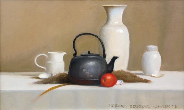 Robert Douglas Hunter - White, Red, Grey, White