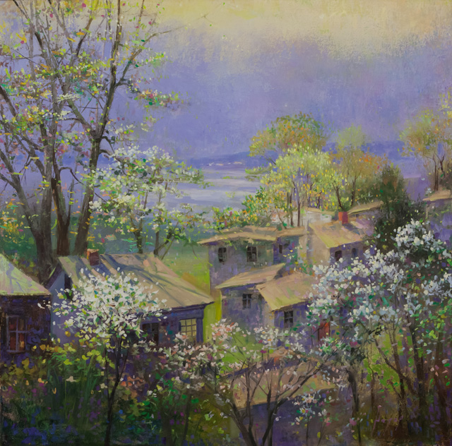 Hagop Keledjian - Early Spring
