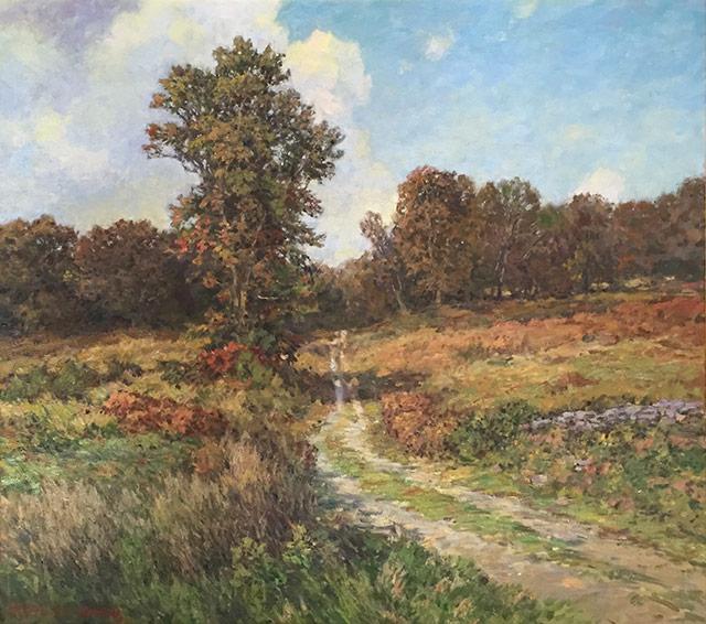 Stapleton Kearns - Autumn Road