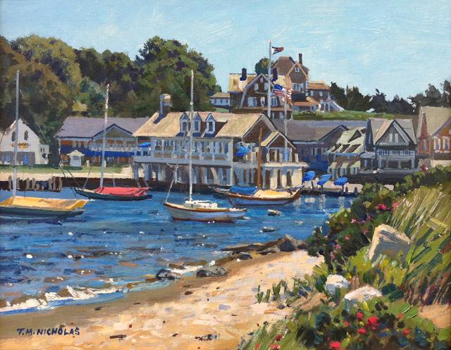 T.M. Nicholas - The Yacht Club at Watch Hill