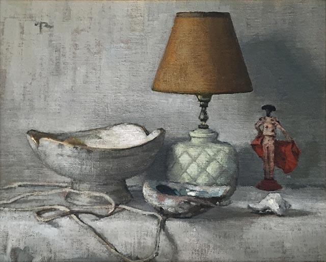 Paula Rubino - Pineapple Lamp