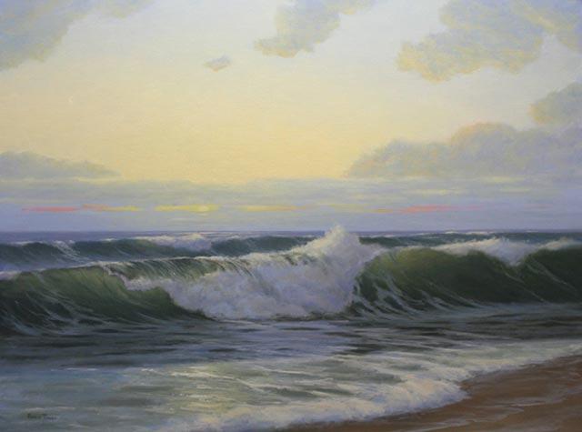 Ronald Tinney - Ocean Magic